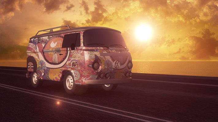 VW Bulli, VW Bus mieten oder VW Bus kaufen by Lifetravellerz