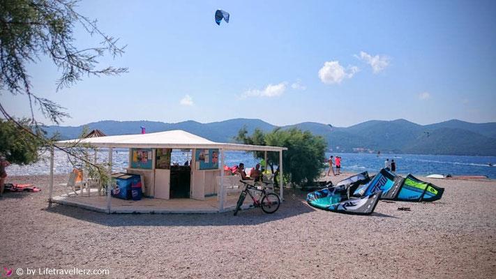 Kitesurfen Kroatien