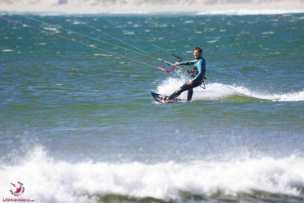 Kitespot Paternoster Südafrika