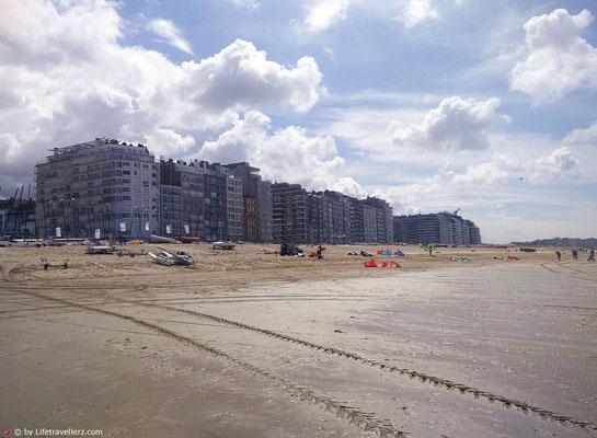 Skyline von Knokke-Heist