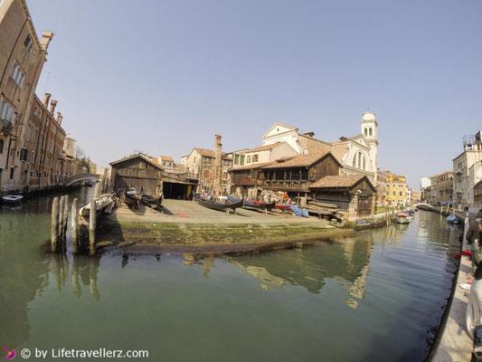 Roadtrip durch Italien, Venedig