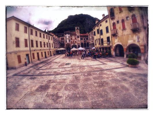 Belluno im italienischen Veneto