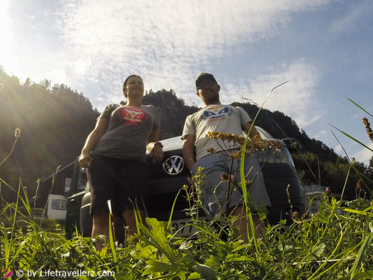 Van Lifestyle, VW Bus, Wolfgangsee VanOneClassicCars, Lifetravellerz