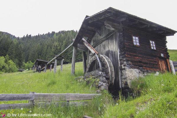 Mühlenweg, Maria Luggau, Lesachtal, Kärnten, Lifetravellerz.com