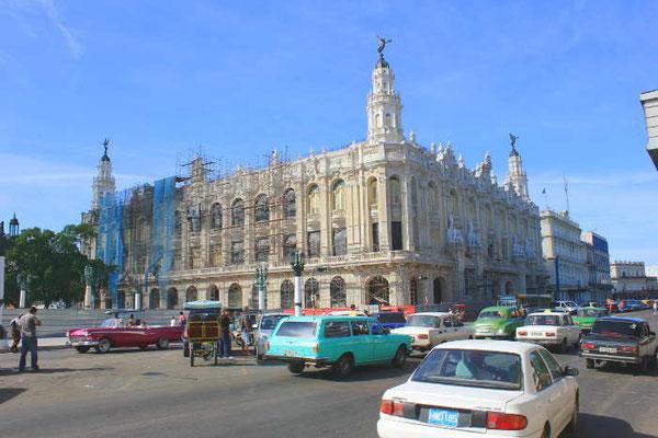 Altstadt von Havanna Kuba