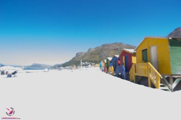 Strand von Muizenberg