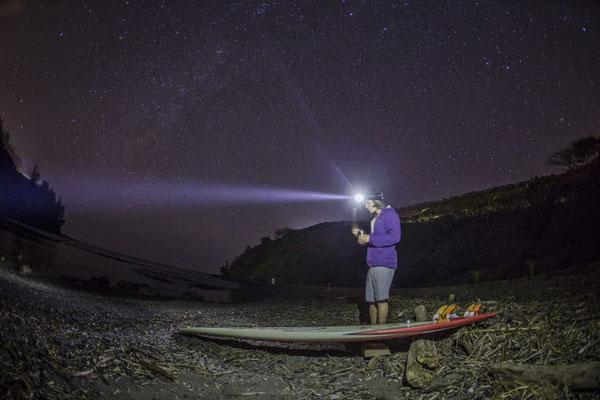 (c) Lukas Prudky - Surferin der Nacht