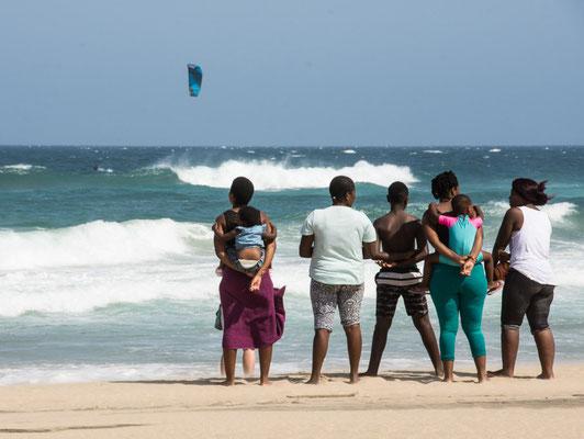 4x4 Roadtrip durch Südafrika - Saint Lucia Kitesurfen