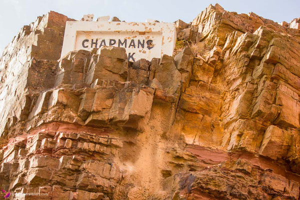 Chapmans Peak nahe Kapstadt in Südafrika by Lifetravellerz