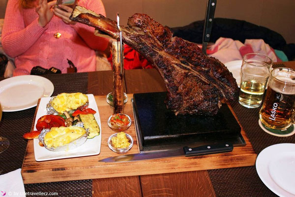 Tomahawk Steak im Stari Pisker