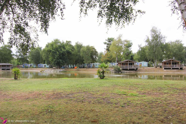 Camping Le village du Lac Bordeaux
