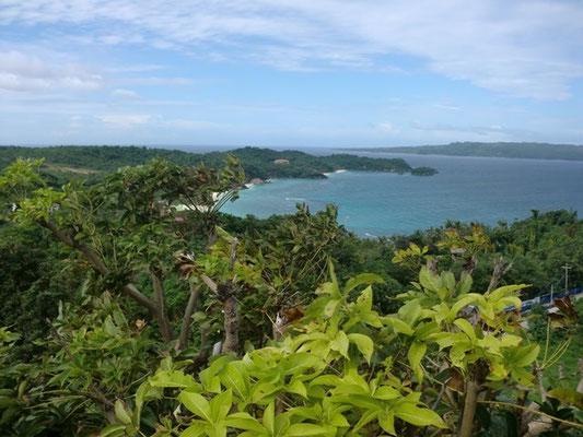 Aussicht auf Boracay