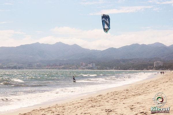Kitesurfen Mexico