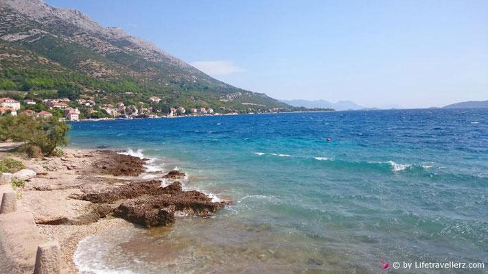 Kitesurfen in Kroatien - Viganj