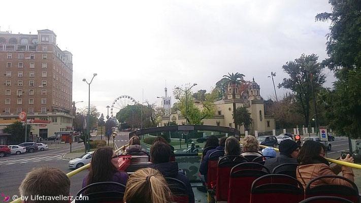Hop-on Hop-off Tour Sevilla