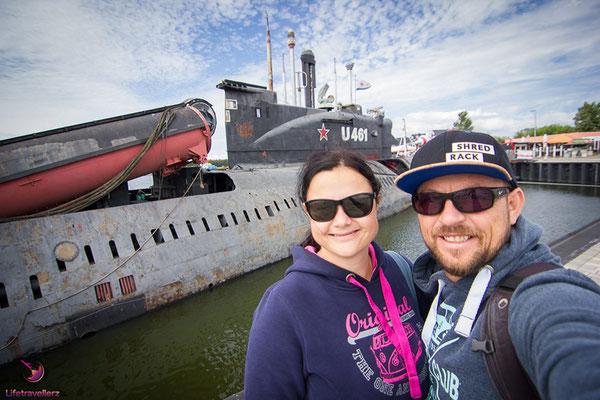 Ausflugstipps für Usedom - U-Boot besichtigen