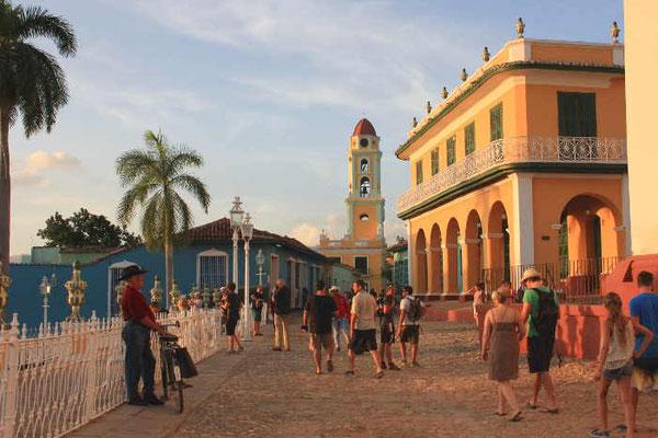 Kitereise nach Kuba