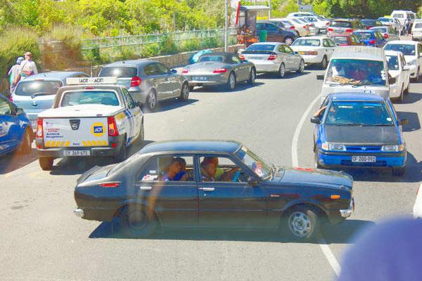 Verkehr in Südafrika