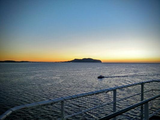 Sardinien im Morgengrauen