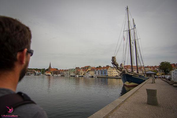Kegnaes, Dänemark - Vom Nordkap nach Österreich