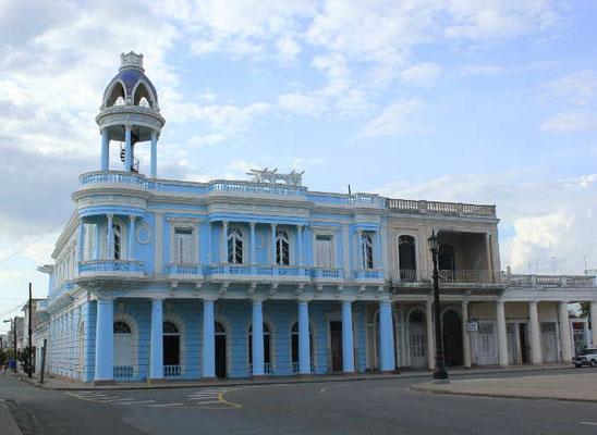 Wunderschönes Gebäude in Trinidad auf Kuba