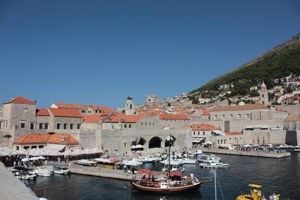 Innenstadt von Dubrovnik