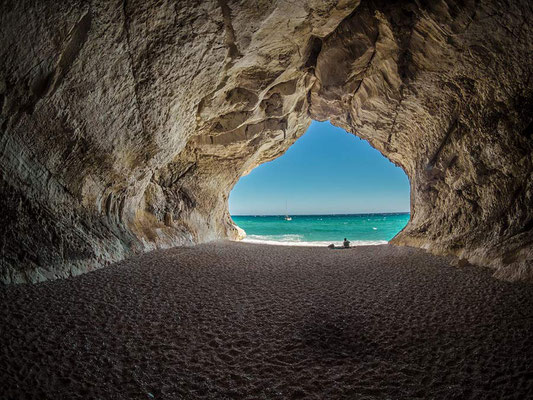 Cala Gonone auf Sardinien