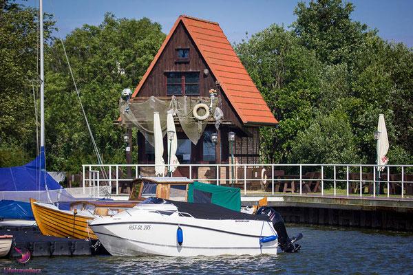 Reise auf die Ostseeinsel Usedom - Das Achterwasser