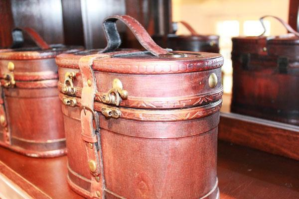 Tasche für Whiskyflasche