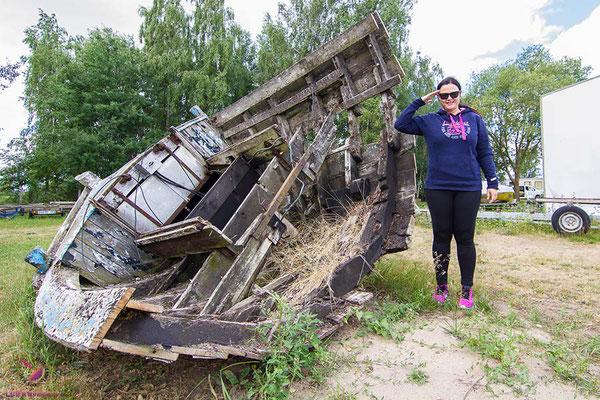Reise auf die Ostseeinsel Usedom