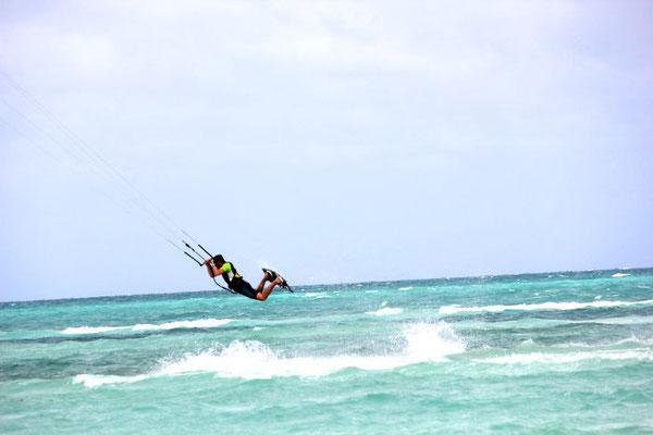 Kitesurfen Kuba, Cayo Guillermo