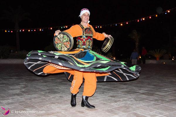 Ägyptischer Tänzer