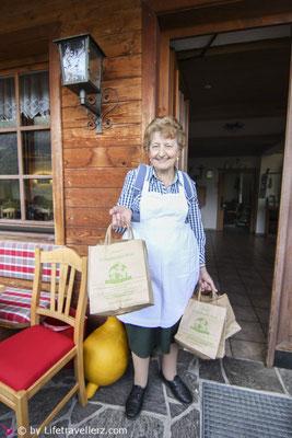 Rosa's Sauerteigbrot im Alpenhotel Wanderniki, Lifetravellerz.com