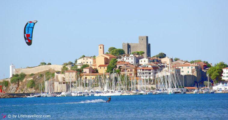 Kitesurfreise in die Toskana