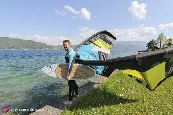 Kitesurfing, Ozone Catalyst