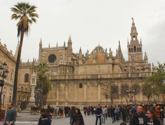 Kitereisen nach Andalusien - Sevilla