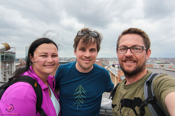 Lifetravellerz unterwegs mit Brussels Greeters in Belgien