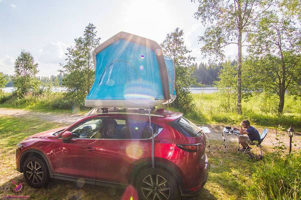 Roadtrip ans Nordkap - Zwischenstopp in Finnland