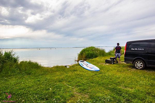 Kitespotguide Ostsee Saaler Bodden Kitespot Saal