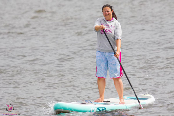Stand Up Paddling in Rostock