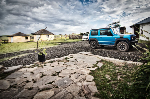 4x4 Roadtrip durch Südafrika - Elundini nahe Hogsback