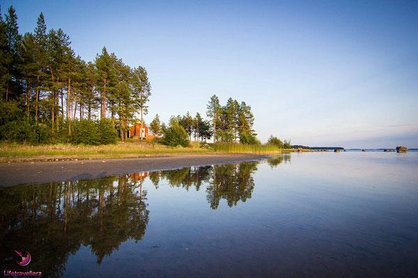 Ranea Schweden - Vom Nordkap nach Österreich