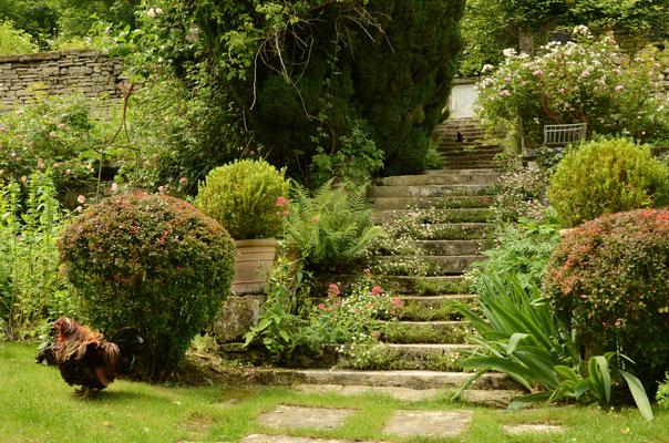 Le jardin de Nathalie et Bernard