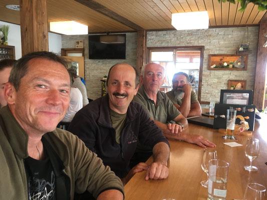 Imboden Richard - Volery Philippe - Küng Christoph - Zimmermann Erich