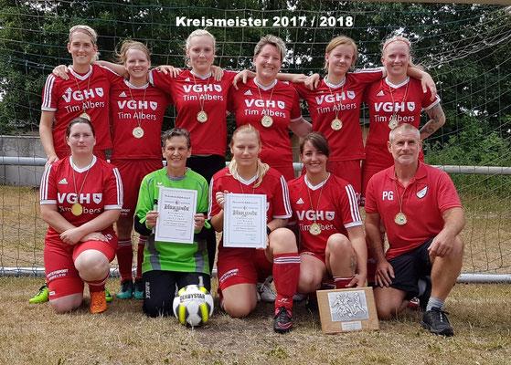 Kreismeister 2017 / 2018