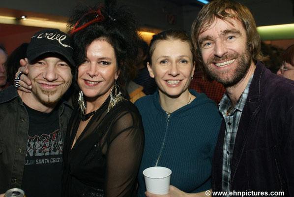 Roman Gregory, Claudia K., Birgit Denk, Andy Gabauer