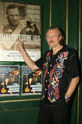Hans Theessink, Terry Evans & The Holmes Brothers , Metropol Wien