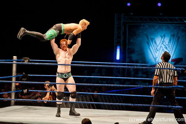 WWE SmackDown Tour 2011