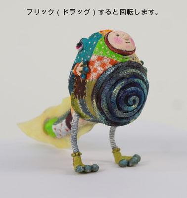オタマジャクシ ©hirokomondori