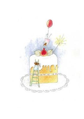 cake ©hirokomondori